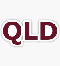 QLD VS NSW Rivalry Sticker