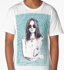 SEASONS BY ELENA GARNU Long T-Shirt
