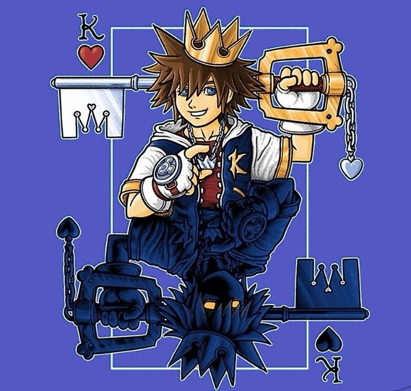 Sora Keyblade Master