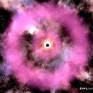Bullseye Nebula by Dean Warwick