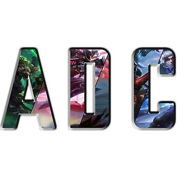 ADC League Of Legends by backdoorstore