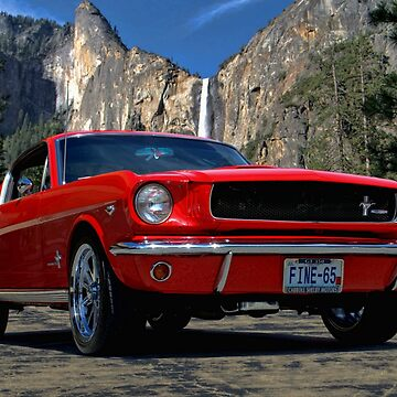 1965 Mustang Fastback by TeeMack