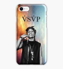 Asap Rocky VSVP iPhone Case/Skin