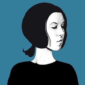 Delia Derbyshire by blacktocomm