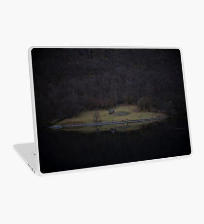 Violette Insel (Fjorde) Laptop Folie