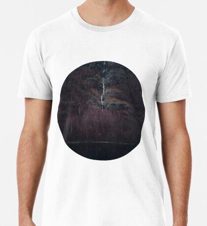 Purpurroter Wald Premium T-Shirt