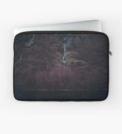 Purpurroter Wald Laptoptasche
