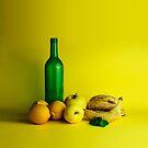 Zitronen-Limonenstillleben von josemanuelerre