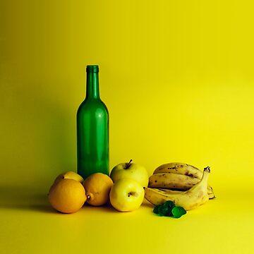 Lemon lime still life by josemanuelerre