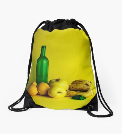 Zitronen-Limonenstillleben Turnbeutel