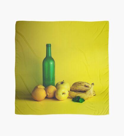 Zitronen-Limonenstillleben Tuch