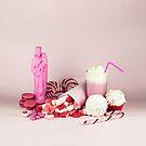 Süßes rosa Schicksalleben noch von josemanuelerre
