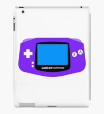 Game Boy Advance iPad Case/Skin