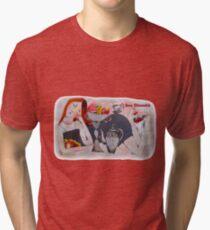 Fruit Temptation Tri-blend T-Shirt