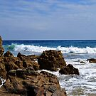 Rocky Surf by HeavenOnEarth