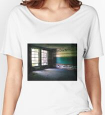 Lonely Green  Women's Relaxed Fit T-Shirt