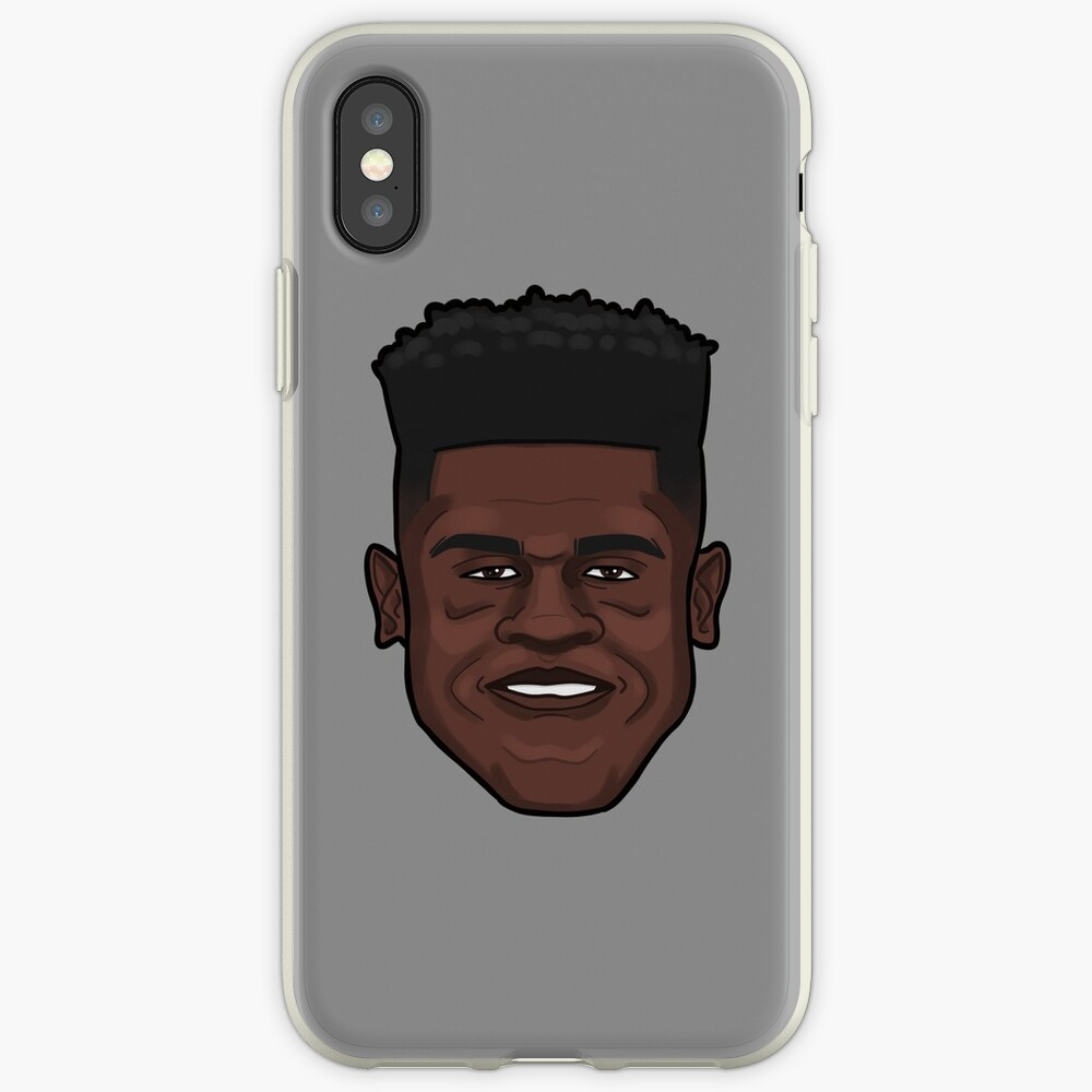 Mo Bamba Portrait iPhone Case & Cover