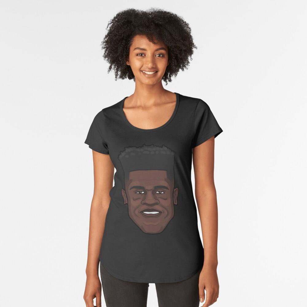 Mo Bamba Portrait Premium Scoop T-Shirt