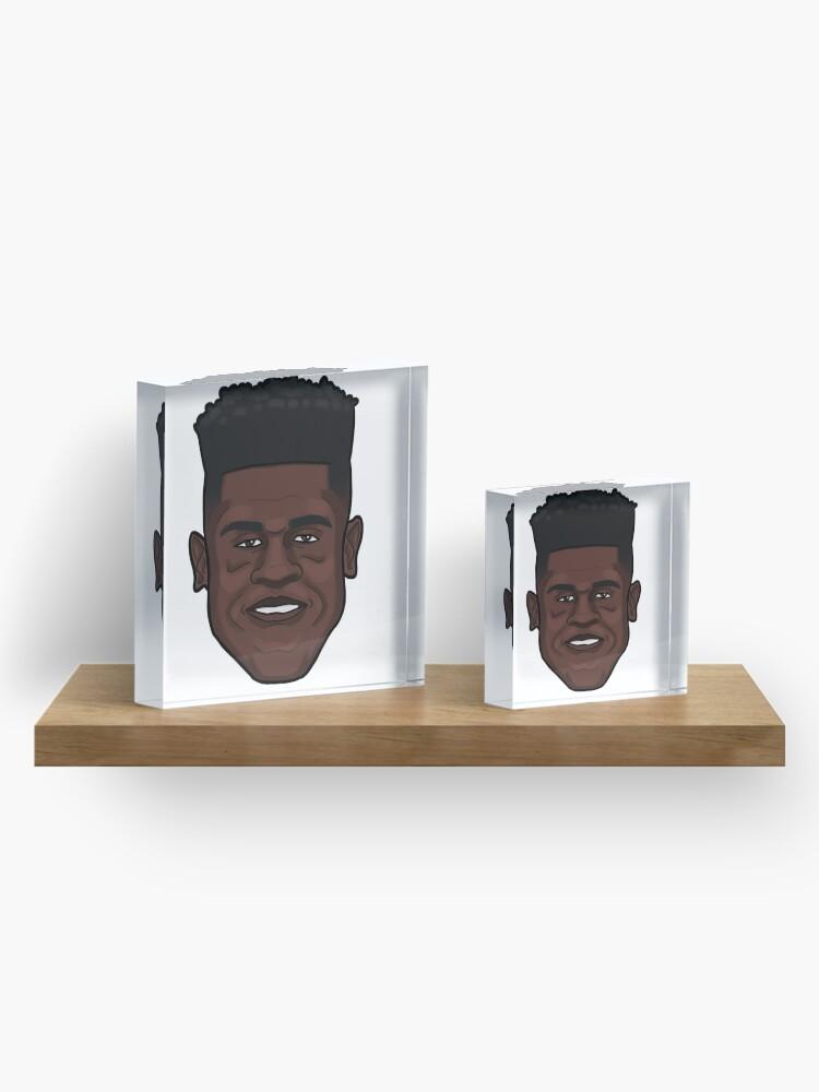 Alternate view of Mo Bamba Portrait Acrylic Block