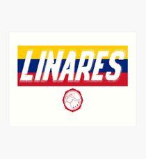 Jorge Linares Art Print