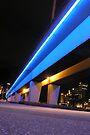 Electric Blue.. by JAZ art
