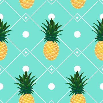 Pineapples by aimeecozza