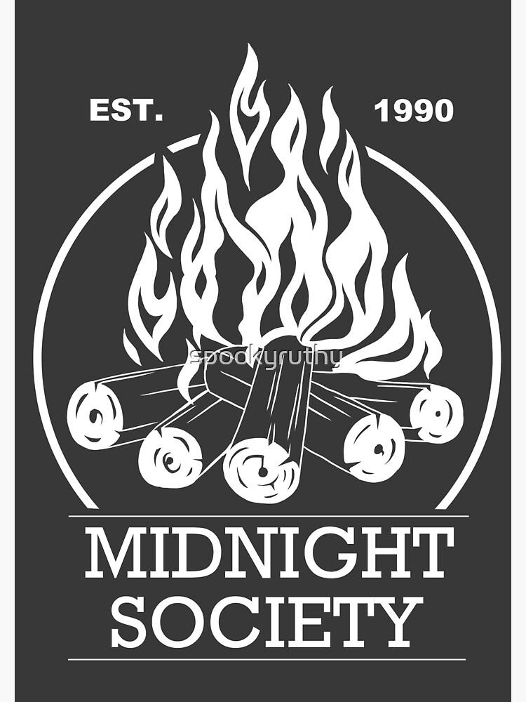 2b7a5c460 Midnight Society member shirt - Are You Afraid of the Dark? by spookyruthy