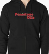 Top Gear - Penistone Oils Zipped Hoodie