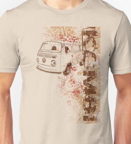 Volkswagen Kombi Tee shirt - Grunge white T-Shirt