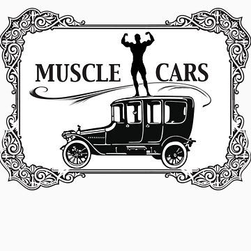 Muscle Cars by wita