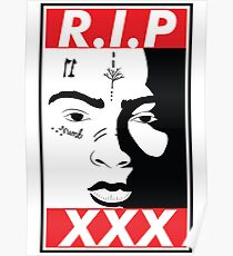 R.I.P X Poster