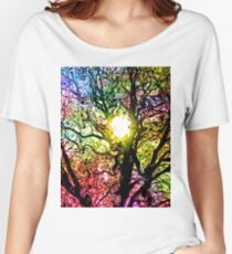Psychedelic Dreams Women's Relaxed Fit T-Shirt