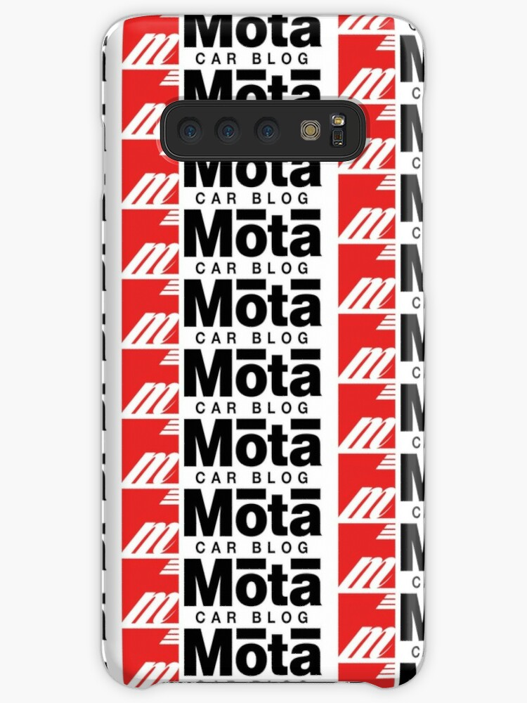 Quot Mota Car Blog Quot Case Amp Skin For Samsung Galaxy By