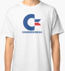 Commodore 64 Logo Classic T-Shirt