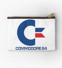 Commodore 64 Logo Studio Pouch