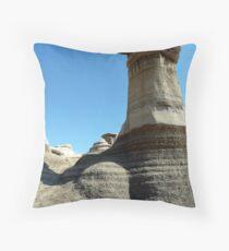 Hoodoos Throw Pillow