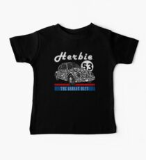 Herbie ~ The Garage Days Baby Tee