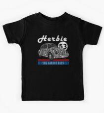 Herbie ~ The Garage Days Kids Tee