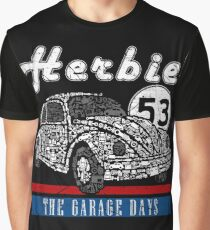 Herbie ~ The Garage Days Graphic T-Shirt
