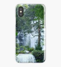Russell Falls, Mount Field National Park iPhone Case