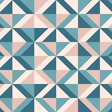 Abstract geometric pattern by SIR13