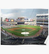 Yankee Balling Poster