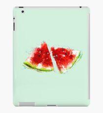 Watercolour Watermelon Summer Time  iPad Case/Skin