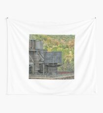 Venting  Wall Tapestry