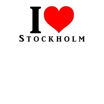 I love Stockholm by 66latitudenorth