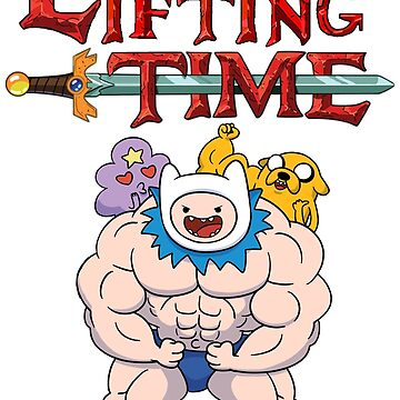 Lifting Time by kaytee137