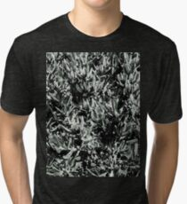 Camouflage graphic tee or amazing duvet cover black and white Tri-blend T-Shirt