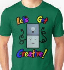 Let's Get Creative Unisex T-Shirt
