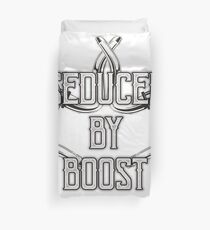 Seduced by Boost - #4 Duvet Cover