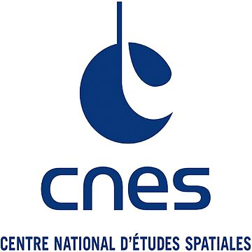 France Space Agency Current Logo (CNES) by Spacestuffplus